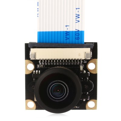 222 Degree Fisheye Lens Camera Module for Raspberry Pi