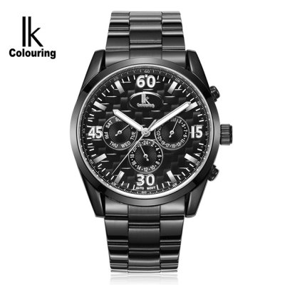 IK COLOURING 1174 Sports Automatic Mechanical Men Watch