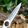 4pcs 4Cr13Mov Stainless Steel Fixed Blade Knife with Bag deal