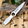 4pcs 4Cr13Mov Stainless Steel Fixed Blade Knife with Bag for sale