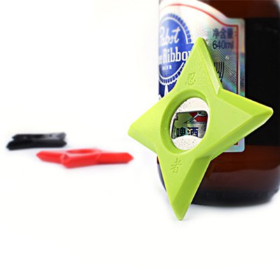 Creative Dart Design Beer Opener