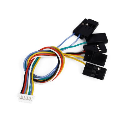 6 in 1 CC3D Flight Controller Connecting Cable