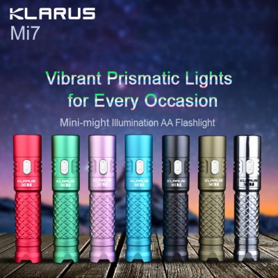 Klarus Mi7 Mini Linterna LED