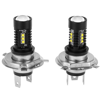 H4 2PCS 12 Cree XB - D LED Car LampOthers Car Lights<br>H4 2PCS 12 Cree XB - D LED Car Lamp<br><br>Apply lamp position : External Lights<br>Color temperatures: 6000K<br>Connector: H4<br>Emitting color: White<br>LED Type: CREE XB-D<br>Material: Aluminium<br>Package Contents: 2 X Car Lamp<br>Package size (L x W x H): 15.00 x 10.00 x 1.00 cm / 5.91 x 3.94 x 0.39 inches<br>Package weight: 0.060 kg<br>Power: 10W<br>Product size (L x W x H): 8.00 x 4.50 x 4.50 cm / 3.15 x 1.77 x 1.77 inches<br>Product weight: 0.048 kg<br>Type: Fog Lights, Head Lamp, Daytime Running Light<br>Type of lamp-house : LED<br>Voltage: 12V-24V