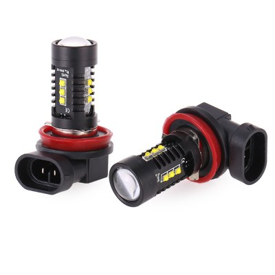 H11 H8 Cree XB - D 12V 24V 10W 12 LED Car Lamp 5500K 1200LM 2PCSOthers Car Lights<br>H11 H8 Cree XB - D 12V 24V 10W 12 LED Car Lamp 5500K 1200LM 2PCS<br><br>Apply lamp position : External Lights<br>Connector: H11, H8<br>Emitting color: White<br>LED Type: CREE XB-D<br>Material: Aluminium<br>Package Contents: 2 x Car Lamp<br>Package size (L x W x H): 12.00 x 8.00 x 1.00 cm / 4.72 x 3.15 x 0.39 inches<br>Package weight: 0.055 kg<br>Power: 10W<br>Product size (L x W x H): 6.00 x 4.00 x 3.50 cm / 2.36 x 1.57 x 1.38 inches<br>Product weight: 0.045 kg<br>Type: Fog Light, Daytime Running Light<br>Type of lamp-house : LED<br>Voltage: 12V-24V