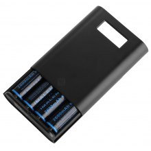 Soshine E3S 4 Slots 18650 Battery Charger Power Bank Case