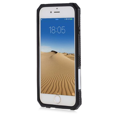 Silicone Bumper Phone Back Case Protector for iPhone 6 / 6S