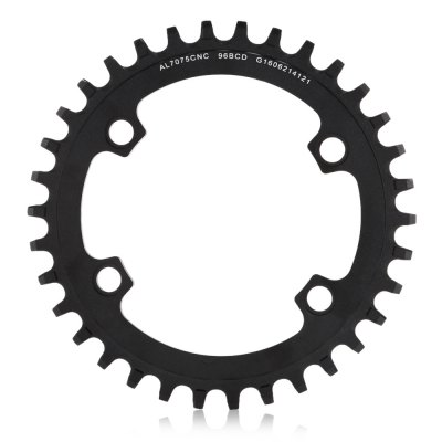 GUB XC11 34T Single ChainringBike Parts<br>GUB XC11 34T Single Chainring<br><br>Brand: GUB<br>Material: Aluminum Alloy<br>Package Contents: 1 x GUB XC11 Single Chainring<br>Package size (L x W x H): 18.00 x 17.00 x 1.00 cm / 7.09 x 6.69 x 0.39 inches<br>Package weight: 0.120 kg<br>Product size (L x W x H): 14.50 x 14.50 x 0.50 cm / 5.71 x 5.71 x 0.2 inches<br>Product weight: 0.065 kg