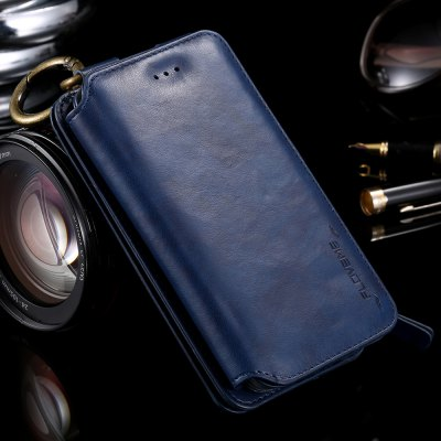 FLOVEME Wallet Case for Samsung Galaxy S6 / S6 Edge / S7Samsung Cases/Covers<br>FLOVEME Wallet Case for Samsung Galaxy S6 / S6 Edge / S7<br><br>Brand: FLOVEME<br>Color: Black,Blue,Brown,Red<br>Compatible for Samsung: Galaxy S6 G9200, Samsung Galaxy S7, Galaxy S6 Edge<br>Features: Anti-knock, Cases with Stand, Full Body Cases, With Credit Card Holder, Back Cover<br>Material: PU Leather<br>Package Contents: 1 x Wallet Phone Case<br>Package size (L x W x H): 20.50 x 15.00 x 3.50 cm / 8.07 x 5.91 x 1.38 inches<br>Package weight: 0.1760 kg<br>Product size (L x W x H): 15.00 x 8.00 x 2.50 cm / 5.91 x 3.15 x 0.98 inches<br>Product weight: 0.1390 kg<br>Style: Cool, Solid Color