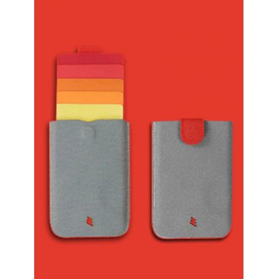 Stack-up Pull-out Card Holder