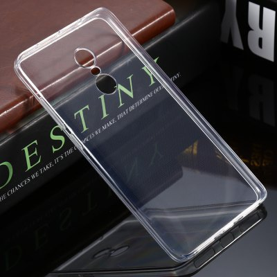 ASLING Transparent Phone Case for Xiaomi Redmi Note 4
