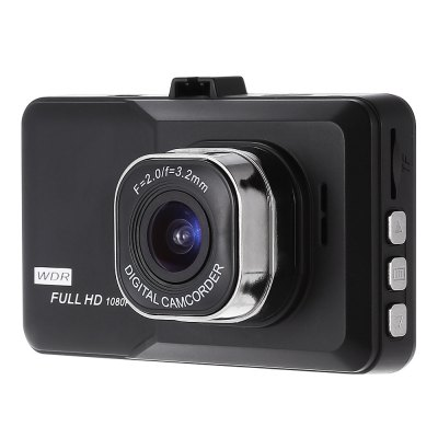SK - 618 3.0 inch Car DVR 1080P 120 Degree FOVCar DVR<br>SK - 618 3.0 inch Car DVR 1080P 120 Degree FOV<br><br>Model: SK - 618<br>Type: HD Car DVR Recorder<br>Chipset Name: Generalplus<br>System requirements: Win 7,Win 8,Windows 2000 / XP / Vista<br>Image Sensor: Other<br>Max External Card Supported: TF 32G (not included)<br>Class Rating Requirements: Class 10 or Above<br>Screen size: 3.0inch<br>Screen type: LTPS<br>Battery Type: Built-in<br>Battery Capacity (mAh?: 300mAh<br>Charge way: Car charger<br>Working Time: 5 minutes<br>Working Voltage: 1A<br>Wide Angle: 120 degree wide angle<br>Lens Size: 30mm<br>Decode Format: MJPG<br>Video Resolution: 1080P (1920 x 1080)<br>Video System: NTSC,PAL<br>Video Frame Rate: 24fps<br>Video Output : HDMI<br>Image Format : JPEG<br>Audio System: Built-in microphone/speacker (AAC)<br>Waterproof: No<br>Waterproof Rating : No<br>Loop-cycle Recording : Yes<br>Motion Detection: Yes<br>Motion Detection Distance: 3m<br>Night vision : No<br>Night Vision Distance: No<br>GPS: No<br>G-sensor: Yes<br>HDMI Output: Yes<br>USB Function: PC-Camera<br>Auto-Power On : Yes<br>Interface Type: HDMI,Micro USB,TF Card Slot<br>Anti-shake: No<br>Language: English,French,German,Italian,Japanese,Korean,Portuguese,Russian,Simplified Chinese,Spanish,Traditional Chinese<br>Parking Monitoring: No<br>Frequency: 50Hz<br>Operating Temp.: -25 - 70 Deg.C<br>Power Cable Length: 3.5m<br>Package weight: 0.279 kg<br>Product size (L x W x H): 8.30 x 5.30 x 3.10 cm / 3.27 x 2.09 x 1.22 inches<br>Package size (L x W x H): 15.20 x 11.00 x 7.00 cm / 5.98 x 4.33 x 2.76 inches<br>Package Contents: 1 x Car DVR, 1 x Sucker Cup Mount, 1 x Car Charger, 1 x USB Cable, 1 x English User Manual