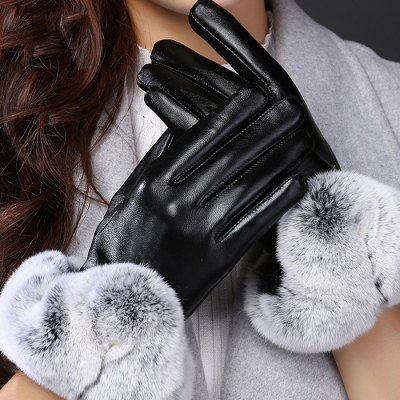 Women Touch Screen Winter Gloves