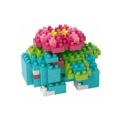 LOZ Figure Style Cartoon ABS Building Brick - 127pcs