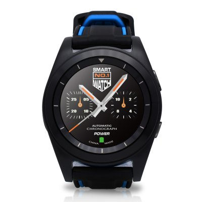 Gearbest NO.1 G6 Bluetooth 4.0 Heart Rate Monitor Smart Watch