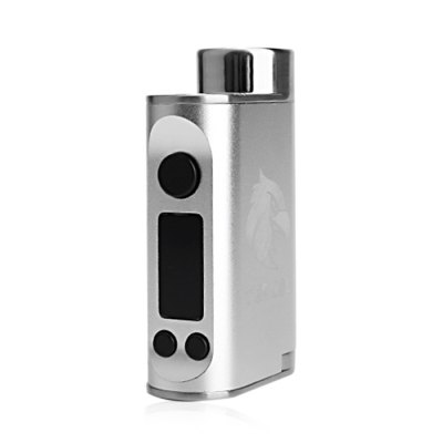 Original Kamry Tercel TC Box ModStarter Kits<br>Original Kamry Tercel TC Box Mod<br><br>510 Connector Type: Spring Loaded<br>Accessories type: MOD<br>APV Mod Wattage: 70W<br>APV Mod Wattage Range: 51-100W<br>Battery Form Factor: 18650<br>Battery Quantity: 1pc ( not included )<br>Brand: Kamry<br>Material: Zinc Alloy<br>Mod: Temperature Control Mod,VV/VW Mod<br>Model: Tercel 70W<br>Package Contents: 1 x Kamry Tercel 70W TC Box Mod, 1 x English User Manual,  1 x USB Cable<br>Package size (L x W x H): 9.70 x 7.30 x 2.50 cm / 3.82 x 2.87 x 0.98 inches<br>Package weight: 0.120 kg<br>Product size (L x W x H): 7.60 x 4.70 x 2.20 cm / 2.99 x 1.85 x 0.87 inches<br>Product weight: 0.092 kg<br>Temperature Control Range: 200 - 600 Deg.F<br>Type: Electronic Cigarettes Accessories