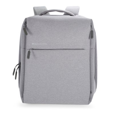 Original Xiaomi 14 inch Urban Style Polyester Leisure BackpackBackpacks<br>Original Xiaomi 14 inch Urban Style Polyester Leisure Backpack<br><br>Bag Capacity: 20L<br>Brand: Xiaomi<br>Capacity: 11 - 20L<br>For: Casual, Hiking, Sports, Traveling<br>Gender: Unisex<br>Material: Polyester<br>Package Contents: 1 x Xiaomi Backpack<br>Package size (L x W x H): 31.00 x 5.00 x 30.00 cm / 12.2 x 1.97 x 11.81 inches<br>Package weight: 1.0600 kg<br>Product size (L x W x H): 30.00 x 14.00 x 39.00 cm / 11.81 x 5.51 x 15.35 inches<br>Product weight: 0.9900 kg<br>Strap Length: 45 - 75cm<br>Style: Cool<br>Type: Laptop