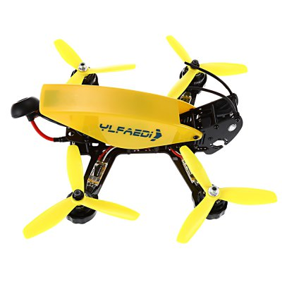 Ideafly Grasshopper F210 RC Racing Drone - RTFBrushless FPV Racer<br>Ideafly Grasshopper F210 RC Racing Drone - RTF<br><br>Brand: Ideafly<br>Channel: 10-Channels<br>Charging Time.: about 2.5 hours<br>Control Distance: Above 800m<br>Flying Time: 10-13mins<br>KV: 2300<br>Mode: Mode 2 (Left Hand Throttle)<br>Package Contents: 1 x RC Quadcopter, 1 x Transmitter, 4 x Three-blade Propeller, 4 x Two-blade Propeller, 1 x Balance Charger, 1 x Balance Charger Cable, 1 x Power Adapter Cable, 1 x 5.8G Antenna, 1 x Instruction Disc,<br>Package size (L x W x H): 41.00 x 27.00 x 11.00 cm / 16.14 x 10.63 x 4.33 inches<br>Package weight: 1.798 kg<br>Product size (L x W x H): 20.50 x 24.00 x 9.00 cm / 8.07 x 9.45 x 3.54 inches<br>Product weight: 0.344 kg<br>Remote Control: 2.4GHz Wireless Remote Control<br>Type: Frame Kit<br>Video Resolution: 700TVL (horizontal resolution)<br>Video Standards: PAL
