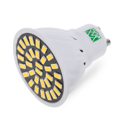 6PCS YWXLight LED Spot LightSpot Bulbs<br>6PCS YWXLight LED Spot Light<br><br>Available Light Color: Warm White,White<br>Brand: YWXLight<br>CCT/Wavelength: 2800-3200K,6000-6500K<br>Emitter Types: SMD 5733<br>Features: Long Life Expectancy, Energy Saving<br>Function: Studio and Exhibition Lighting, Commercial Lighting, Home Lighting<br>Holder: GU10<br>Luminous Flux: 500 - 700Lm<br>Output Power: 7W<br>Package Contents: 6 x YWXLight LED Spot Light<br>Package size (L x W x H): 15.00 x 6.50 x 10.00 cm / 5.91 x 2.56 x 3.94 inches<br>Package weight: 0.199 kg<br>Product size (L x W x H): 6.00 x 5.50 x 5.50 cm / 2.36 x 2.17 x 2.17 inches<br>Product weight: 0.021 kg<br>Sheathing Material: PC<br>Total Emitters: 32<br>Type: Spot Bulbs<br>Voltage (V): AC 220-240