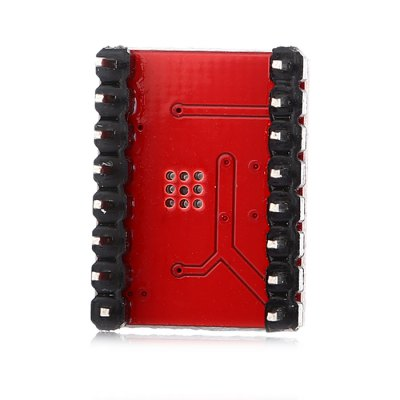 A4988 Stepper Motor Driver Module3D Printer Parts<br>A4988 Stepper Motor Driver Module<br><br>Material: FR-4<br>Package Contents: 1 x Stepper Motor Driver Module, 1 x Heat Sink, 1 x Paster<br>Package size: 9.00 x 8.00 x 3.00 cm / 3.54 x 3.15 x 1.18 inches<br>Package weight: 0.030 kg<br>Product weight: 0.002 kg<br>Suitable for: Accessory