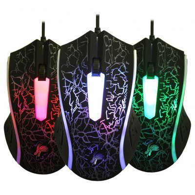 X7 USB Wired Optical Gaming Mouse