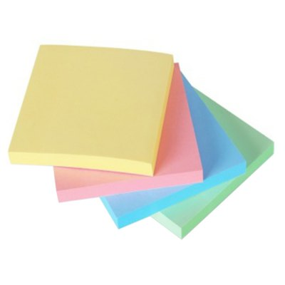Deli 7175 Chromatic Sticky Notes