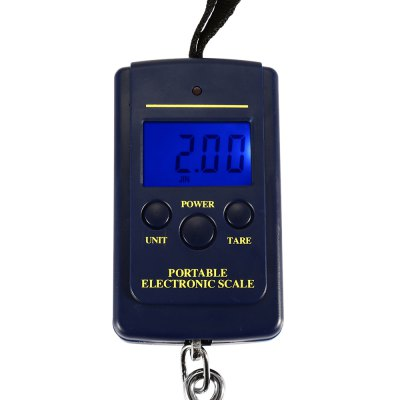 MH - 01 Portable Electronic Scale with LCD Backlight