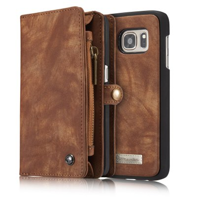 CaseMe Wallet Phone Cover Case for Samsung Galaxy S7Samsung Cases/Covers<br>CaseMe Wallet Phone Cover Case for Samsung Galaxy S7<br><br>Brand: CaseMe<br>Color: Black,Blue,Brown,Red<br>Compatible for Samsung: Samsung Galaxy S7<br>Features: Anti-knock, Back Cover, Full Body Cases, With Credit Card Holder<br>Material: PU Leather, PC<br>Package Contents: 1 x Wallet Phone Case<br>Package size (L x W x H): 20.50 x 15.00 x 4.40 cm / 8.07 x 5.91 x 1.73 inches<br>Package weight: 0.201 kg<br>Product size (L x W x H): 14.40 x 8.00 x 3.40 cm / 5.67 x 3.15 x 1.34 inches<br>Product weight: 0.162 kg<br>Style: Cool