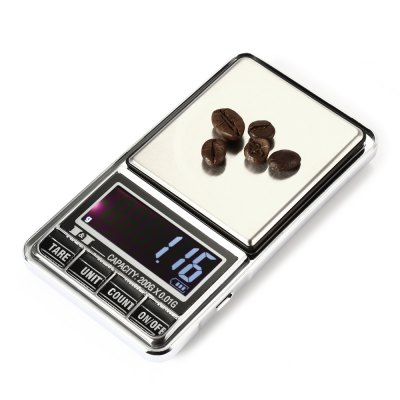 DS - 29 200g LCD Digital Jewelry Scale