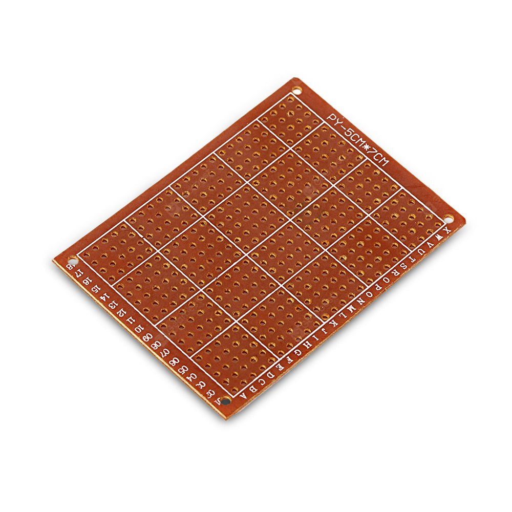 Multifunctional Universal Glass Fiber Prototyping PCB Board