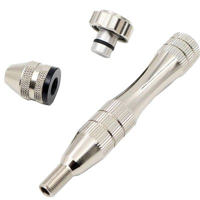 Semi-automatic Manual Hand Drill Crafts Tool
