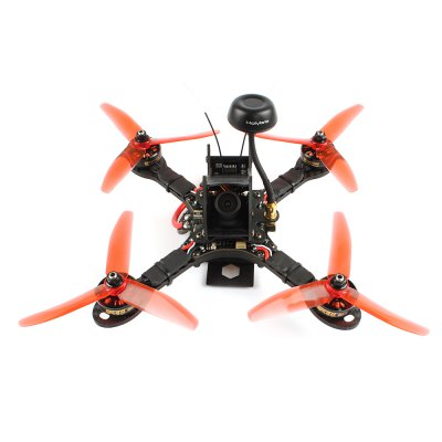 Holybro Shuriken X1 200mm FPV Racing Drone - BNFBrush FPV Racer<br>Holybro Shuriken X1 200mm FPV Racing Drone - BNF<br><br>Brand: Holybro<br>Type: Frame Kit<br>Video Resolution: 600TVL<br>Video Standards: PAL<br>Product weight: 0.343 kg<br>Package weight: 0.800 kg<br>Product size (L x W x H): 26.00 x 22.00 x 8.00 cm / 10.24 x 8.66 x 3.15 inches<br>Package size (L x W x H): 32.00 x 31.00 x 12.00 cm / 12.6 x 12.2 x 4.72 inches<br>Package Contents: 1 x Shuriken X1, 1 x 5.8G Mushroom Antenna, 1 x Gopro Session Protector ( TPU 3D Print ), 1 x Camera Strap, 2 x Zip Tie, 1 x Cable