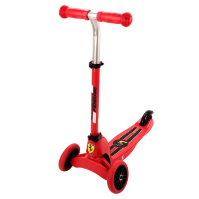 Ferrari 2 in 1 Scooter