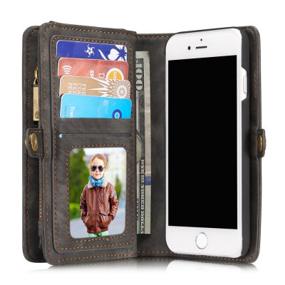 CaseMe PU Leather Wallet Phone Cover Case for iPhone 6 / 6SiPhone Cases/Covers<br>CaseMe PU Leather Wallet Phone Cover Case for iPhone 6 / 6S<br><br>Brand: CaseMe<br>Color: Black,Blue,Brown,Red<br>Compatible for Apple: iPhone 6, iPhone 6S<br>Features: Anti-knock, Back Cover, FullBody Cases, With Credit Card Holder<br>Material: PU Leather, PC<br>Package Contents: 1 x Wallet Phone Case<br>Package size (L x W x H): 20.50 x 15.00 x 4.40 cm / 8.07 x 5.91 x 1.73 inches<br>Package weight: 0.194 kg<br>Product size (L x W x H): 14.40 x 8.10 x 3.40 cm / 5.67 x 3.19 x 1.34 inches<br>Product weight: 0.155 kg<br>Style: Cool, Leather
