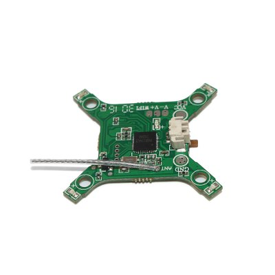 Original GTeng Accessory Flight ControllerRC Quadcopter Parts<br>Original GTeng Accessory Flight Controller<br><br>Brand: GTeng<br>Compatible with: T906W Mini RC Quadcopter<br>Package Contents: 1 x Flight Control Board<br>Package size (L x W x H): 6.00 x 4.60 x 2.00 cm / 2.36 x 1.81 x 0.79 inches<br>Package weight: 0.045 kg<br>Product size (L x W x H): 3.00 x 2.50 x 1.20 cm / 1.18 x 0.98 x 0.47 inches<br>Product weight: 0.012 kg<br>Type: Flight Controller