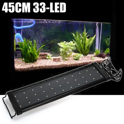 45cm 33 x SMD 2835 Aquarium LED Grow Light for Aquatic Plants