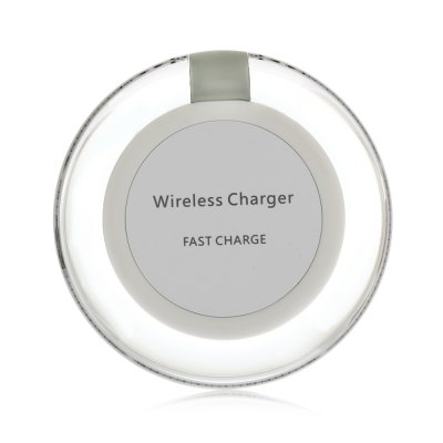 W3 caricabatterie Qi Wireless veloce trasmettitore Charge