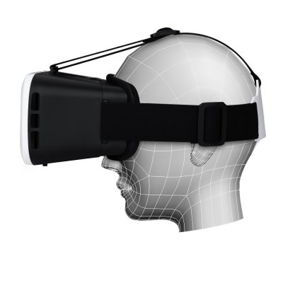 HABOR Portable VR 3D Glasses