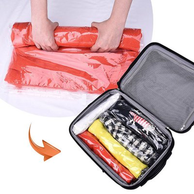 25PCS Space Saver Vacuum Storage Bags Home Supply