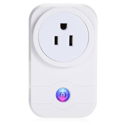 LINGAN SWA1 Wireless Remote Control Smart SocketPower Strips<br>LINGAN SWA1 Wireless Remote Control Smart Socket<br><br>Brand: LINGAN<br>Model: SWA1<br>Type: Practical<br>For: Adults,Men,Teenagers,Women<br>Material: PC<br>Occasion: Home<br>Color: White<br>Product weight: 0.108 kg<br>Package weight: 0.215 kg<br>Product size (L x W x H): 5.90 x 5.50 x 9.30 cm / 2.32 x 2.17 x 3.66 inches<br>Package size (L x W x H): 9.20 x 9.20 x 14.30 cm / 3.62 x 3.62 x 5.63 inches<br>Package Contents: 1 x LINGAN SWA1 Smart Socket, 1 x English User Manual, 1 x Chinese User Manual