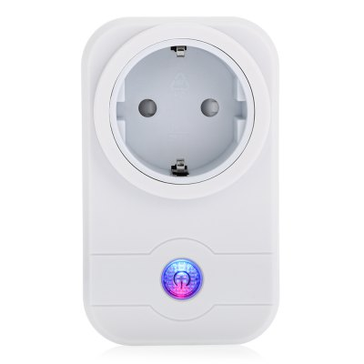 LINGAN SWA1 Wireless Remote Control Smart SocketPower Strips<br>LINGAN SWA1 Wireless Remote Control Smart Socket<br><br>Brand: LINGAN<br>Model: SWA1<br>Type: Practical<br>For: Adults,Men,Teenagers,Women<br>Material: PC<br>Occasion: Home<br>Color: White<br>Product weight: 0.129 kg<br>Package weight: 0.235 kg<br>Product size (L x W x H): 5.80 x 7.50 x 9.30 cm / 2.28 x 2.95 x 3.66 inches<br>Package size (L x W x H): 9.20 x 9.20 x 14.30 cm / 3.62 x 3.62 x 5.63 inches<br>Package Contents: 1 x LINGAN SWA1 Smart Socket, 1 x English User Manual, 1 x Chinese User Manual