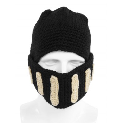 Creative Winter Knitted Hat with Gauze MaskMens Hats<br>Creative Winter Knitted Hat with Gauze Mask<br><br>Circumference (CM): 55 - 60cm<br>Group: Adult<br>Hat Type: Knitted Hat<br>Materials: Acrylic<br>Package Content: 1 x Hat<br>Package Dimension: 29.00 x 27.00 x 5.00 cm / 11.42 x 10.63 x 1.97 inches<br>Package weight: 0.140 kg<br>Pattern Type: Others<br>Product weight: 0.110 kg<br>Style: Vintage
