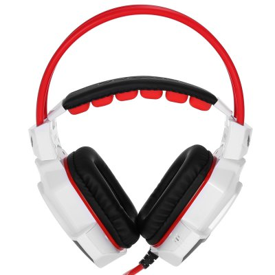 OVANN X60 - C Cool Professional Gaming HeadsetsOn-ear &amp; Over-ear Headphones<br>OVANN X60 - C Cool Professional Gaming Headsets<br><br>Application: Portable Media Player, Mobile phone, Computer<br>Brand: OVANN<br>Cable Length (m): 2.4m<br>Compatible with: Computer<br>Connectivity: Wired<br>Driver unit: 40mm<br>Frequency response: 20-20000Hz<br>Function: Noise Cancelling, Microphone, Answering Phone<br>Impedance: 32ohms<br>Language: No<br>Material: ABS<br>Model: X60-C<br>Package Contents: 1 x Headphones<br>Package size (L x W x H): 24.50 x 11.30 x 31.00 cm / 9.65 x 4.45 x 12.2 inches<br>Package weight: 0.718 kg<br>Plug Type: 3.5mm<br>Product size (L x W x H): 19.00 x 9.50 x 23.50 cm / 7.48 x 3.74 x 9.25 inches<br>Product weight: 0.392 kg<br>Sensitivity: 96dB ± 3dB<br>Wearing type: Headband