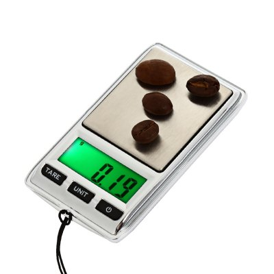 DS - 22 Pocket LCD Digital Jewelry Scales with Backlight