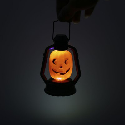 BRELONG Halloween LED LanternLED Strips<br>BRELONG Halloween LED Lantern<br><br>Actual Lumens: 16LM<br>Battery: 3 x 80mAh button batteries (included)<br>Brand: BRELONG<br>Features: Low Power Consumption<br>LED Type: SMD-0603<br>Material: Plastic<br>Number of LEDs: 1<br>Optional Light Color: Colorful<br>Package Contents: 1 x BRELONG Halloween Lantern ( with 3pcs Button Batteries )<br>Package size (L x W x H): 7.00 x 7.00 x 12.00 cm / 2.76 x 2.76 x 4.72 inches<br>Package weight: 0.074 kg<br>Product size (L x W x H): 6.00 x 6.00 x 11.00 cm / 2.36 x 2.36 x 4.33 inches<br>Product weight: 0.038 kg<br>Rated Power (W): 0.2W<br>Type: Festival Light
