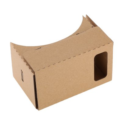 VR Box 3D DIY Cardboard Glasses Virtual RealityOther Cell Phone Accessories<br>VR Box 3D DIY Cardboard Glasses Virtual Reality<br><br>Colors: Khaki<br>Package Contents: 1 x 3D VR Cardboard Glasses, 2 x Lens, 4 x Adhesive Tape, 2 x Magnet<br>Package size (L x W x H): 22.00 x 15.00 x 3.00 cm / 8.66 x 5.91 x 1.18 inches<br>Package weight: 0.093 kg<br>Product size (L x W x H): 14.50 x 10.00 x 8.00 cm / 5.71 x 3.94 x 3.15 inches<br>Product weight: 0.043 kg