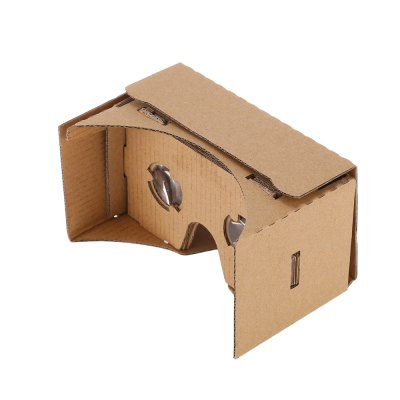 VR Box 3D DIY Cardboard Glasses Virtual Reality 199629301