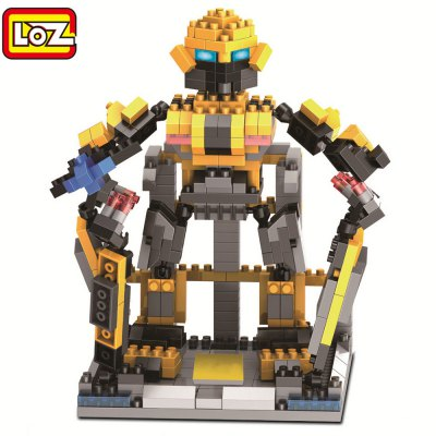 LOZ 480pcs ABS Cartoon Building Block
