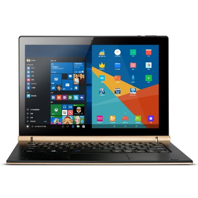 Onda OBook 20 Plus Tablet PCTablet PCs<br>Onda OBook 20 Plus Tablet PC<br><br>Brand: Onda<br>Type: Tablet PC<br>OS: Android 5.1,Windows 10<br>CPU Brand: Intel<br>CPU: Cherry Trail Z8300<br>GPU: Intel HD Graphic(Gen8)<br>Core: 1.44GHz,Quad Core<br>RAM: 4GB<br>ROM: 64GB<br>External Memory: TF card up to 256GB<br>Support Network: WiFi<br>Bluetooth: Yes<br>Screen type: Capacitive (10-Point),IPS<br>Screen size: 10.1 inch<br>Screen resolution: 1920 x 1200 (WUXGA)<br>Camera type: Single camera<br>Front camera: 2.0MP<br>TF card slot: Yes<br>Micro USB Slot: Yes<br>Micro HDMI: Yes<br>3.5mm Headphone Jack: Yes<br>DC Jack: Yes<br>Battery Capacity(mAh): 3.7V / 6000mAh<br>AC adapter: 100-240V 5V 2.5A<br>G-sensor: Supported<br>Skype: Supported<br>Youtube: Supported<br>Speaker: Supported<br>MIC: Supported<br>Google Play Store: Supported<br>Office Mobile: Supported<br>Picture format: BMP,GIF,JPEG,JPG,PNG<br>Music format: 3GP,ACC,MP3,OGG,WAV,WMA<br>Video format: 1080P,H.264,H.265,MKV,MP4,WMA,WMV<br>MS Office format: Excel,PPT,Word<br>E-book format: PDF,PowerPoint,TXT,Word<br>Pre-installed Language: Windows OS is built-in Chinese and English, and other languages need to be downloaded by WiFi. Android OS supports multi-language<br>Additional Features: Bluetooth,E-book,Gravity Sensing System,HDMI,MP3,MP4,WAP,Wi-Fi<br>Product size: 25.30 x 16.80 x 0.80 cm / 9.96 x 6.61 x 0.31 inches<br>Package size: 28.00 x 18.50 x 5.20 cm / 11.02 x 7.28 x 2.05 inches<br>Product weight: 0.575 kg<br>Package weight: 1.105 kg<br>Tablet PC: 1<br>OTG Cable: 1<br>Charger: 1<br>USB Cable: 1<br>English Manual : 1