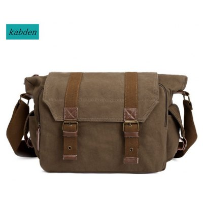 Kabden 8834 16L Canvas Sling Photography Bag